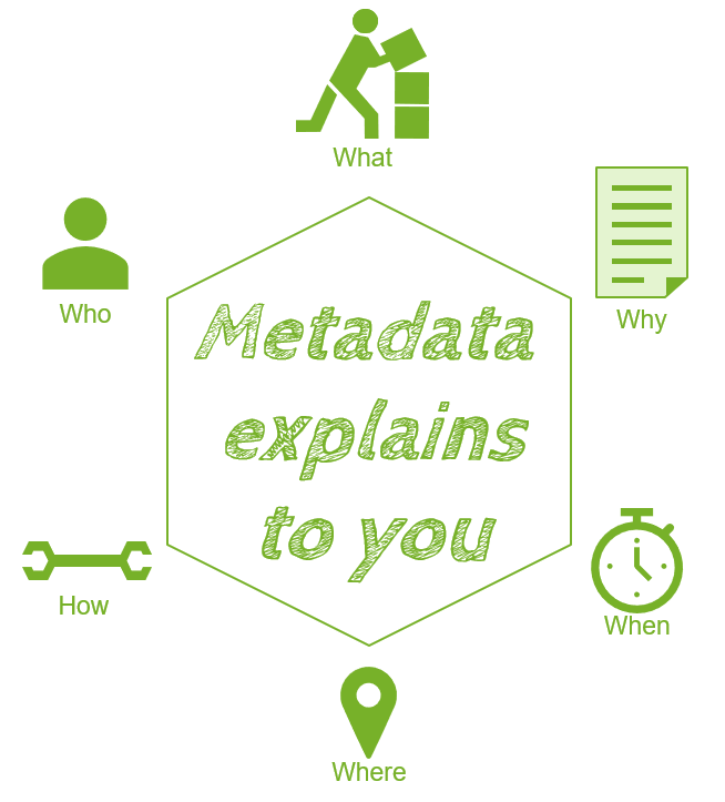 Metadata provides insights